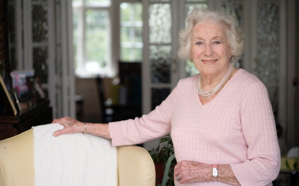 Vera Lynn's contribution to entertainment and charity was also recognised with a Companion of Honour award.