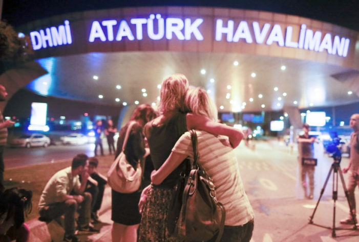 Turkish Investigators Blame Islamic State for Boming that Kill 41 at Istanbul Airport