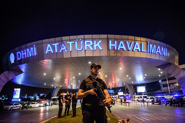 Turkish Authorities Identify Suicide Bombers, Russian, an Uzbek and a Kyrgyz