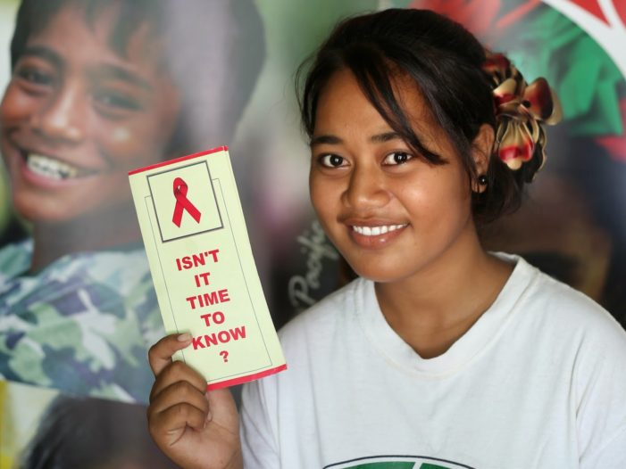 Thailand's Ministry of Public Health Invites Public to take Advantage of Free HIV Tests