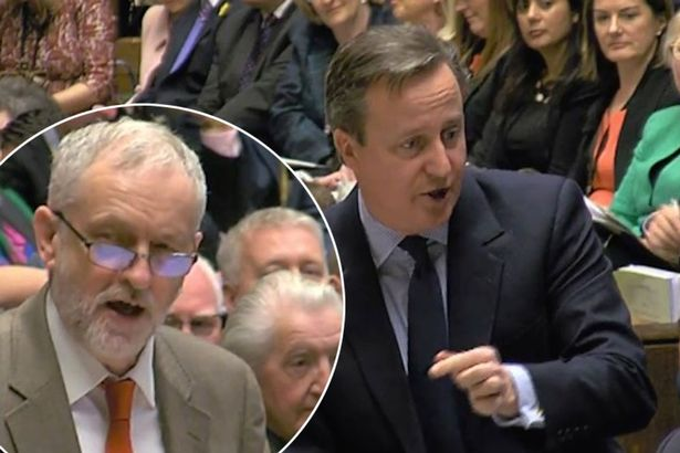 "British PM Tells Labour Leader ""For Heaven's Sake Man, Go"" after Losing to Non-Confudence Vote"