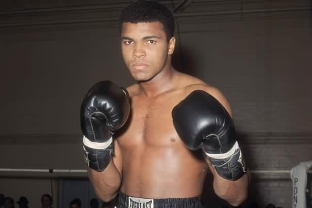 Born Cassius Clay on Jan. 17, 1942, Ali first stepped in the ring at age 12 in his hometown of Louisville, Kentucky.