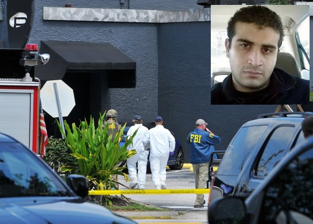 Authorities say suspect Omar Mateen emerged, carrying an AR-15 and fired relentlessly - 20 rounds, 40, then 50 and more.