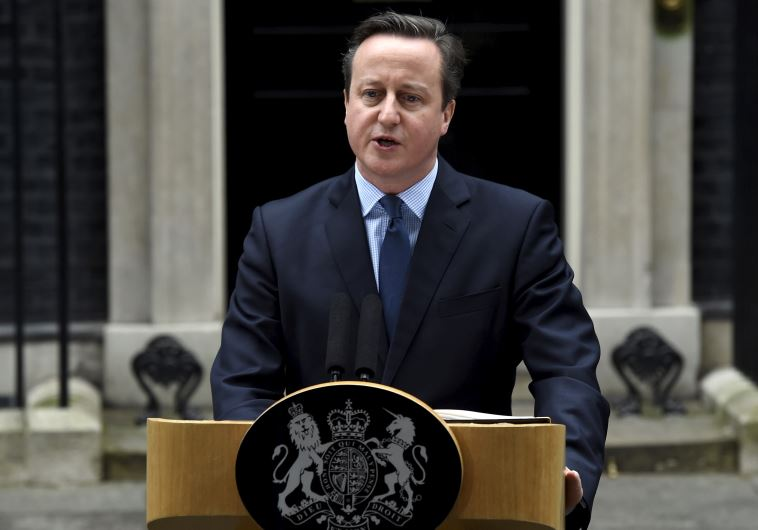 Prime Minister David Cameron, who had led the campaign to keep Britain in the EU, said he would resign by October