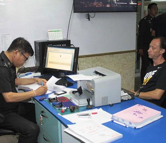 Italian Man Duped By Unscrupulous Foreigners in Pattaya
