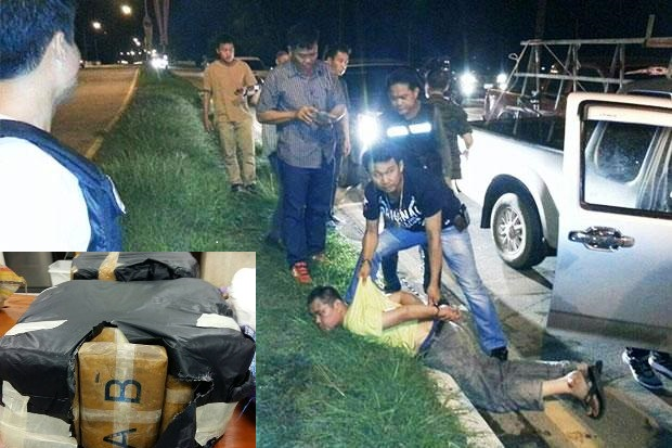 Chiang Rai Police Take Down Drug Smuggler in Mae Chan District