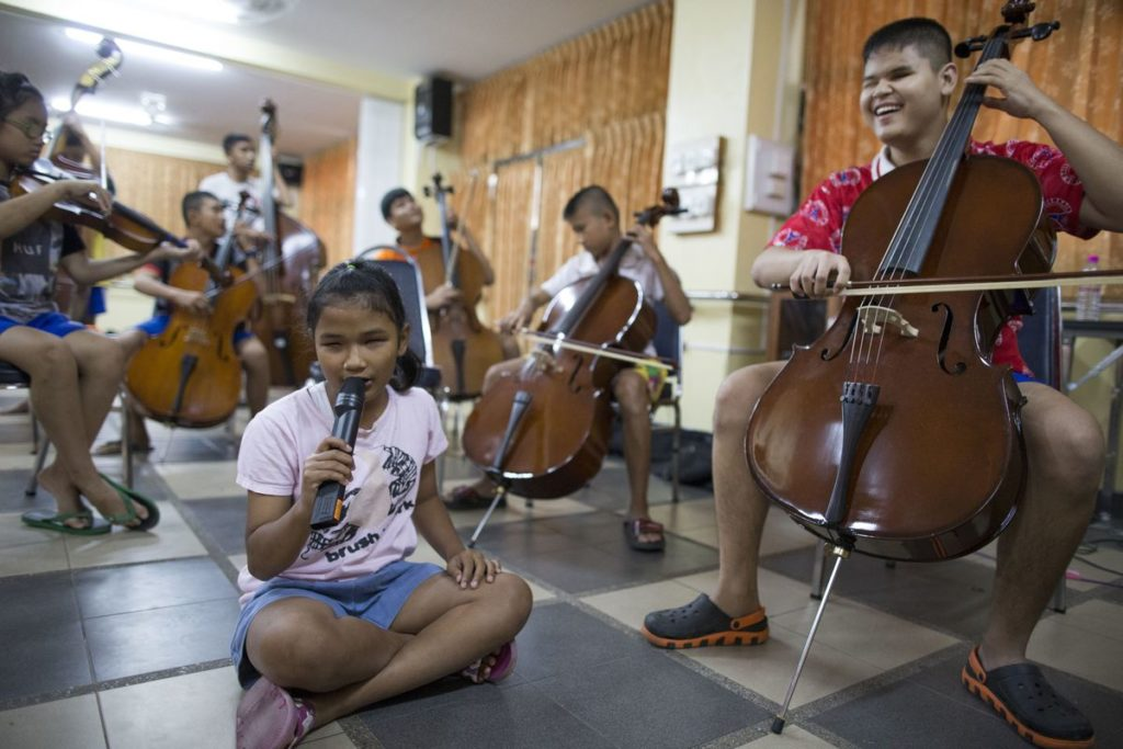 Blind Musicians Take the Lead in this Thai Orchestra