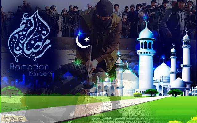 Ramadan: A Time to Fast and a Time To Kill for ISIS