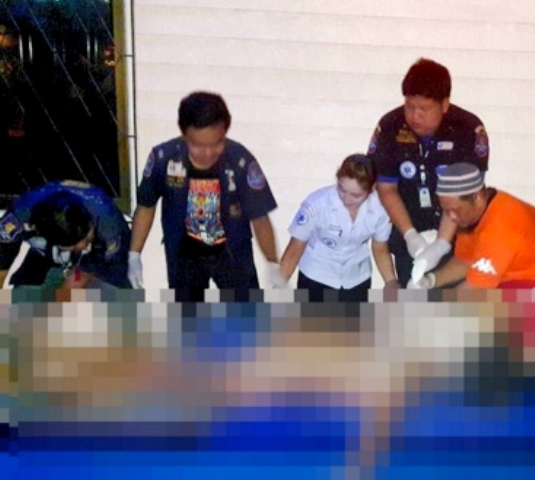 """57 Year Old German Woman Joins the """"Balcony Falling Club"""" in Bangkok"""