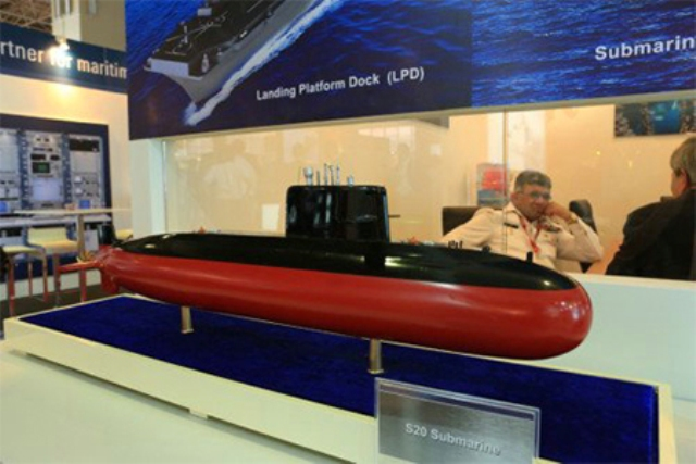 Thailand's Navy to Spend $1 Billion for Three Chinese Built Submarines