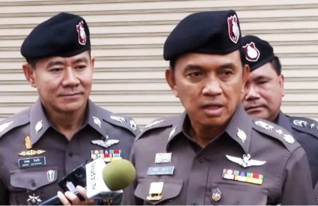 Pol Lt Gen Sanit Mahathavorn said the investigation found that the 10 officers were guilty of malfeasance of duty.
