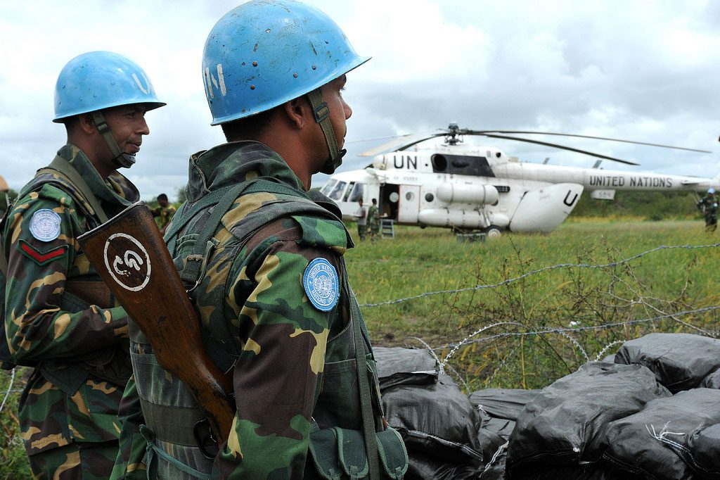 UN peacekeepers to be sent in to protect civilians amid ceasefire violations