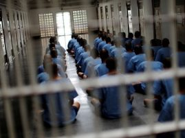 """Thailand's prisons are the eighth-most crowded in the world"""