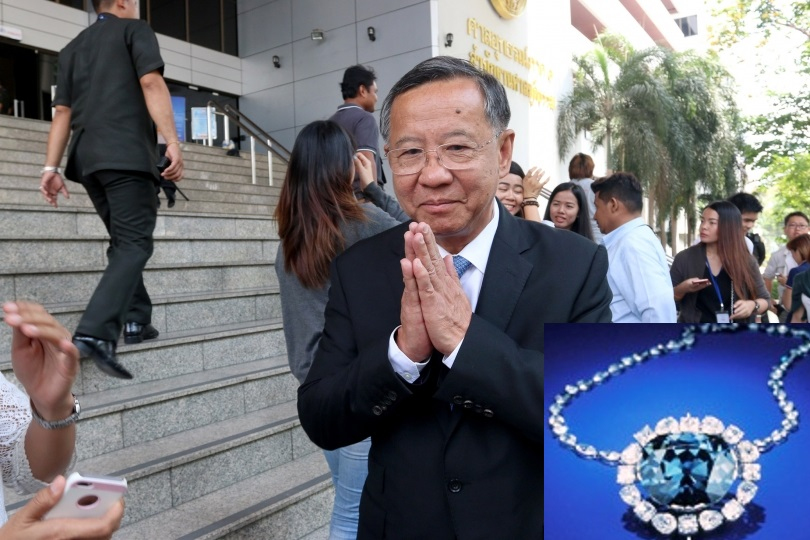 Ex-police inspector-general Somkid Boonthanom and four other officers were acquitted in May.