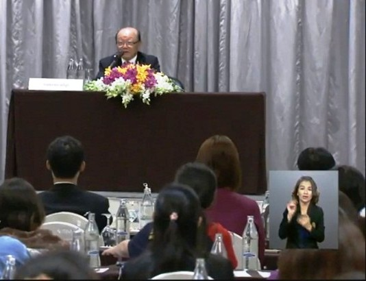 Charoen Pokphand warned Thai people not to chase away or boycott Chinese tourists.