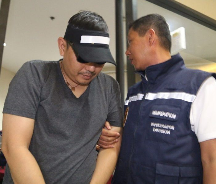 Convicted Filipino Extortionist on the Run for Twelve Years Caught in Bangkok