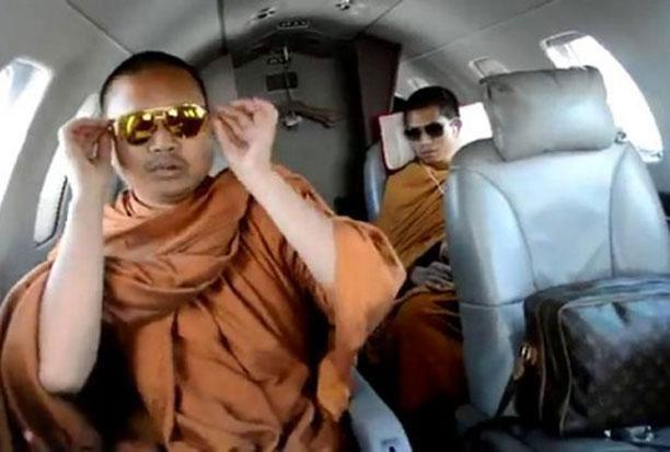 Jet-Setting Designer Monk Arrested in the United States