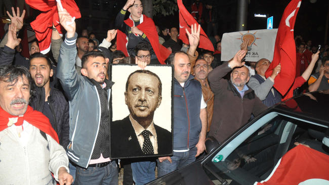 Turkish President Erdogan Survives Military Coup Attempt