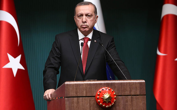 Turkish lawmakers set to give Erdogan sweeping new powers