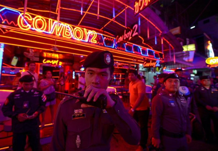 Thailand's Tourism Minister Wants to Rid the Kingdom of Sex Industry