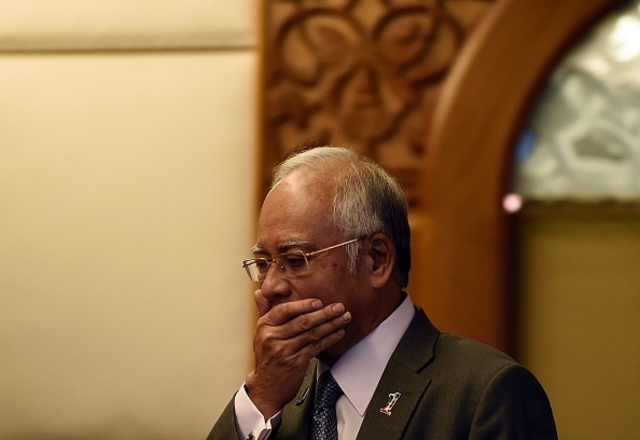 Najib said the government would give its full cooperation to international investigations of the 1MDB case.