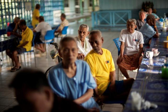 Thailand's Finance Ministry Spearheading an Effort to Cancel Old-Age Allowances