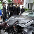 Vorayudh rammed his Ferrari into Pol Sgt Maj Wichian Klanprasert's motorcycle on Sukhumvit Soi 47 in the early hours of September 3, 2012, killing the police officer.
