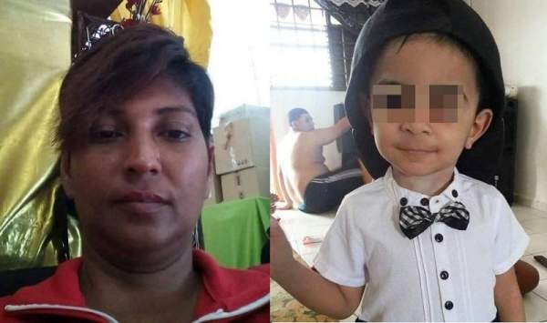 Mother and Boyfriend Jailed in Singapore for Torturing 2 Year-Old Son to Death