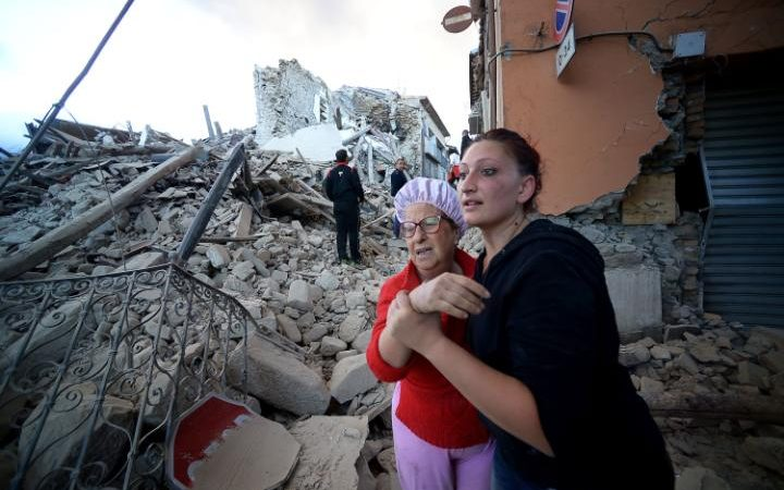Video: Italy's Earthquake Death Toll Rises to 247