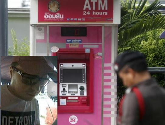 Phuket Court Issues Arrest Warrant for Russian Wanted for 12 Million Baht ATM Heist