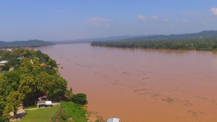 Chiang Rai and Lower Mekong Residents Issued Mekong Flood Warning