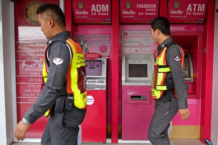 "Russian May Have Used  ""Ripper"" Malware Program in Thailand ATM Heists"