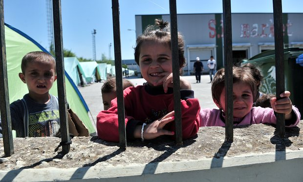 Children as young as seven have reportedly been sexually assaulted in official European refugee camps in Greece