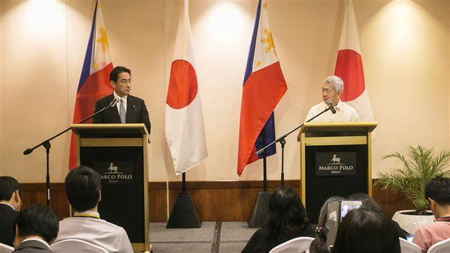 Philippines and Japan tell China to Respect the Rule of Law