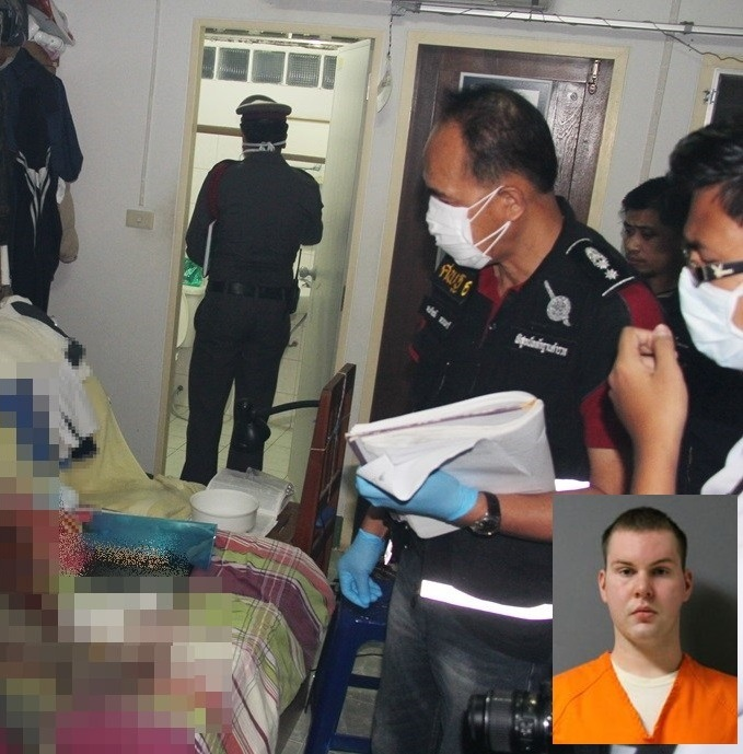 23 Year-Old US Citizen Drake Wolf Found Dead in Trang Hotel