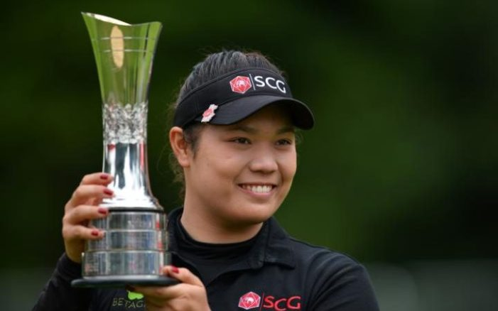 Thailand's 20 Year-Old Ariya Jutanugarn wins Women's 2016 British Open