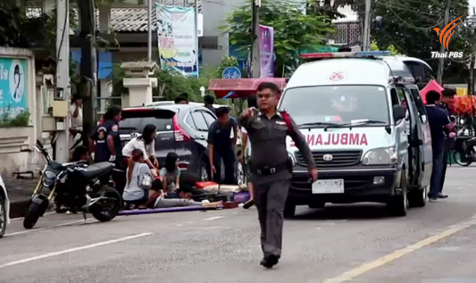 Red Shirts Flatly Deny Any Involvement in Bomb Attacks in Thailand