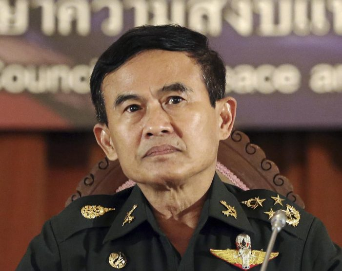 Thailand's Justice Minister Say's Drug Policy 'Must Change'