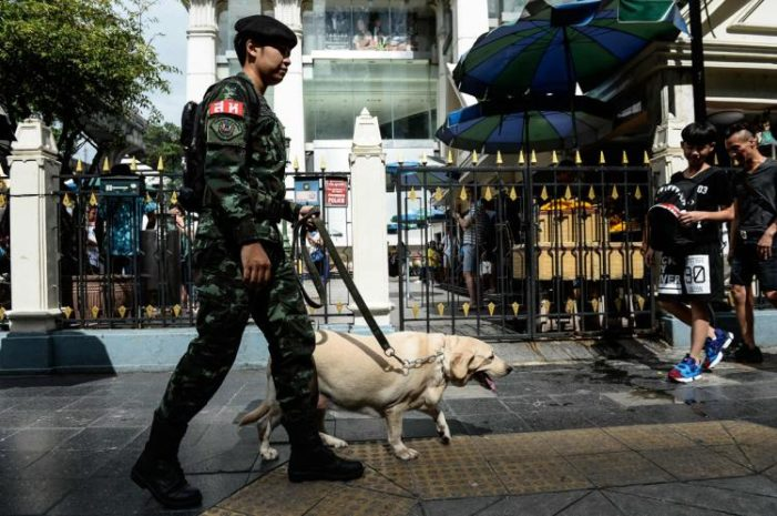 Thai Police Now Say Wave of Attacks in Thailand Led by One Person