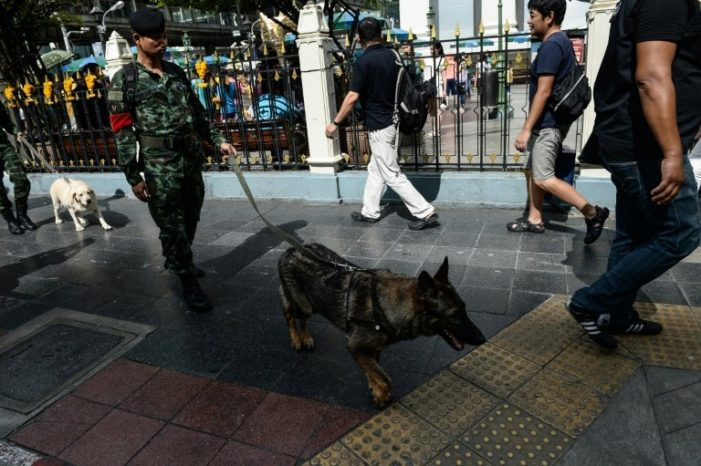 Royal Thai Police Hunt for Suspects after Bombs Hit Tourist Sites