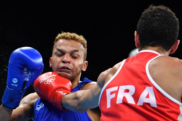 Thai Veteran Boxer Amnat Hammered into Submission at Rio Olympics