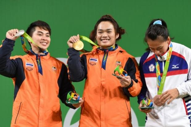 Thailand's Women Lead in Medals at Rio Olympics