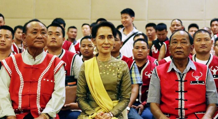 Myanmar Holds Historic Peace Talks with Ethnic Armies