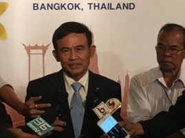 Justice Minister Paiboon Kumchaya said Monday that all necessary steps had to be put in place before yaa baa was to be removed from Category One list