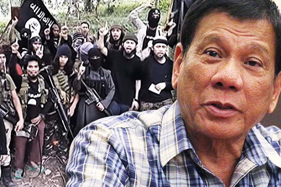Duterte tells ISIS: 'I can do it 10 times better than you
