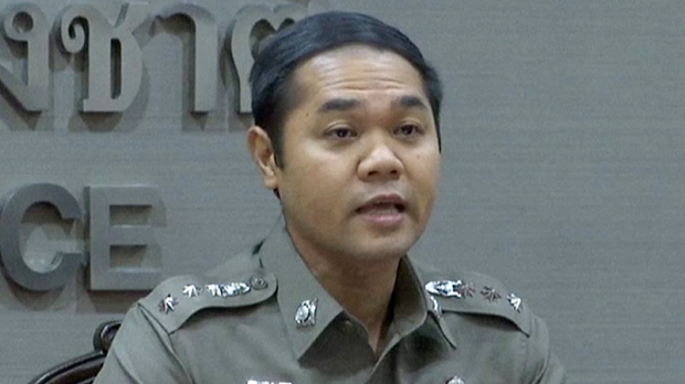 Royal Thai Police Investigate Bombing Link to Southern Insurgents