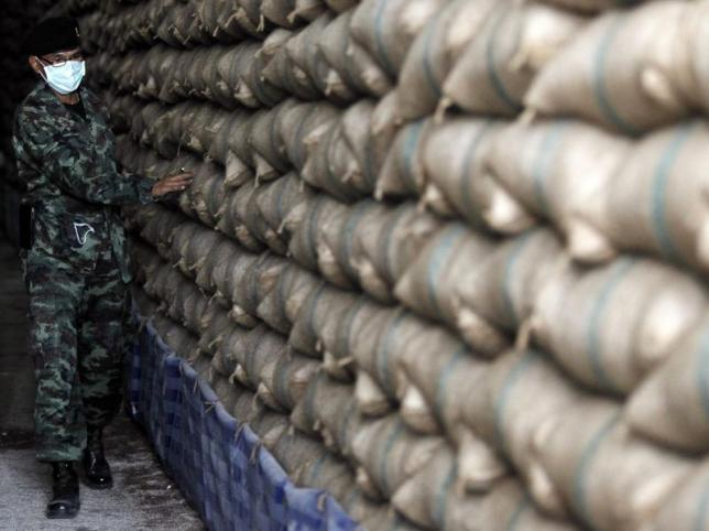 Thai Military Government to Buy Bt3.9 Billon Worth of Rice to Prop Up Prices