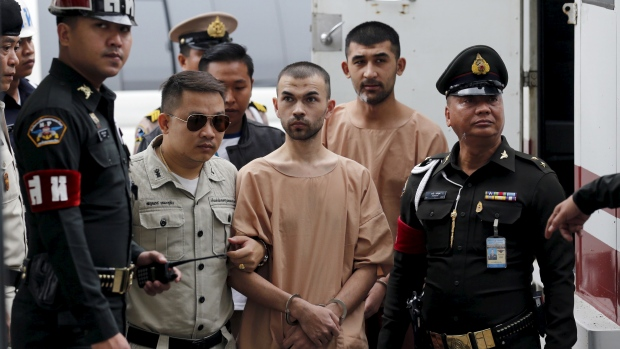 Thai Military Court Rejects Erawan Shrine Bombing Suspect's Torture Claims