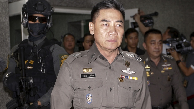 Thai Police Chief Says at Least 20 People Behind Deadly Bombings