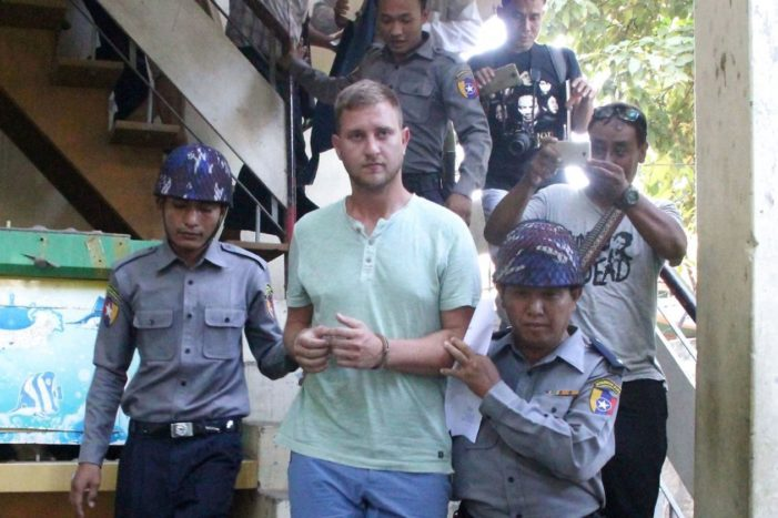 Dutchman Faces Two Years in Prison for Unplugging an Amplifier at Buddhist Sermon in Myanmar